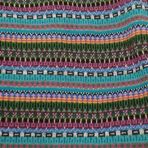 Talbots Sweaters - Talbots Lambswool Pattern Sweater Petite NWOT